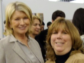 Martha Stewart and Somebody's Mom