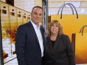 Scott Stanford from WNBC/News 4 New York and Somebody's Mom